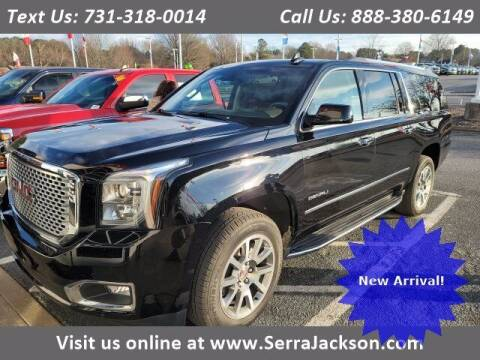 2017 GMC Yukon XL for sale at Serra Of Jackson in Jackson TN