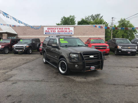 2008 Ford Expedition for sale at Brothers Auto Group in Youngstown OH