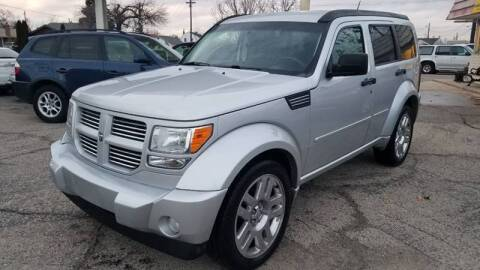 2011 Dodge Nitro for sale at MQM Auto Sales in Nampa ID