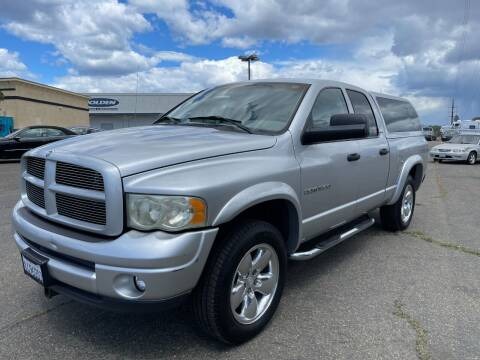 2002 Dodge Ram Pickup 1500 for sale at Deruelle's Auto Sales in Shingle Springs CA