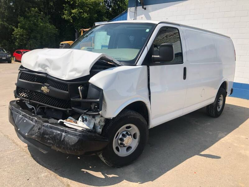 2014 Chevrolet Express Cargo for sale at Don's Sport Cars in Hortonville WI