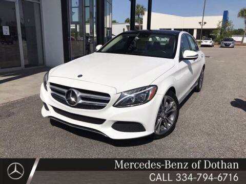 2017 Mercedes-Benz C-Class for sale at Mike Schmitz Automotive Group in Dothan AL