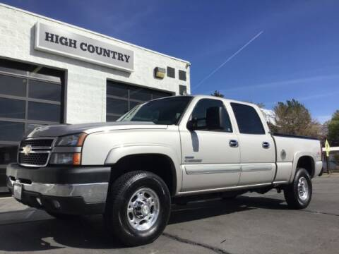 2006 Chevrolet Silverado 2500HD for sale at High Country Motor Co in Lindon UT