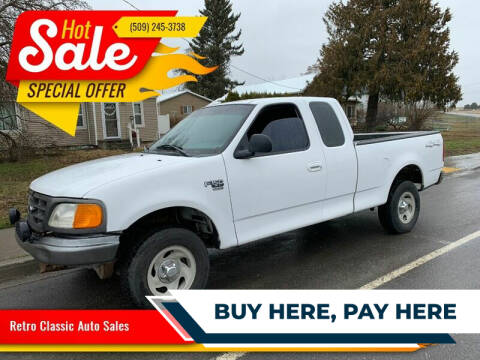 2004 Ford F-150 Heritage for sale at Retro Classic Auto Sales - Modern Cars in Spangle WA