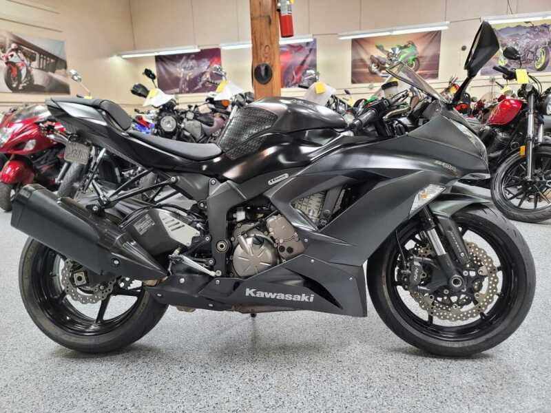 2016 Kawasaki Ninja ZX-6R for sale in El Cajon, CA