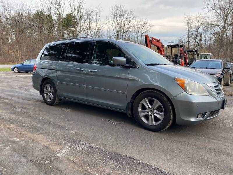 2009 Honda Odyssey for sale at D & M Auto Sales & Repairs INC in Kerhonkson NY