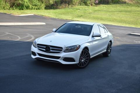 2015 Mercedes-Benz C-Class for sale at Alpha Motors in Knoxville TN