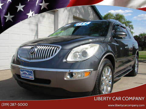 2011 Buick Enclave for sale at Liberty Car Company - II in Waterloo IA