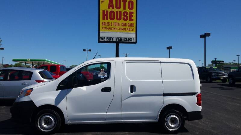 2016 Nissan NV200 for sale at AUTO HOUSE WAUKESHA in Waukesha WI