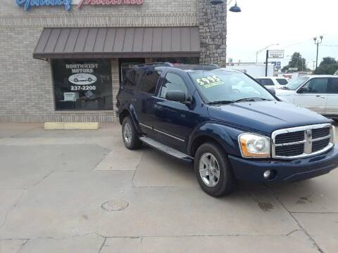 2004 Dodge Durango for sale at NORTHWEST MOTORS in Enid OK