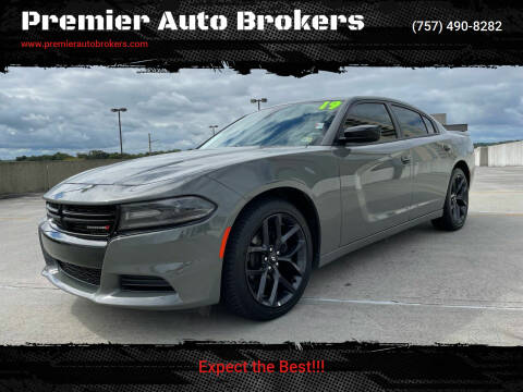 2019 Dodge Charger for sale at Premier Auto Brokers in Virginia Beach VA