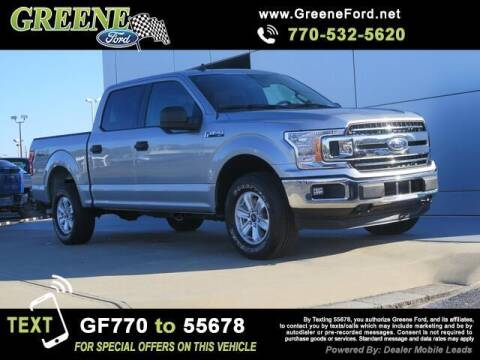 2020 Ford F-150 for sale at Nerd Motive, Inc. - NMI in Atlanta GA