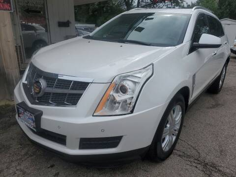2011 Cadillac SRX for sale at New Wheels in Glendale Heights IL
