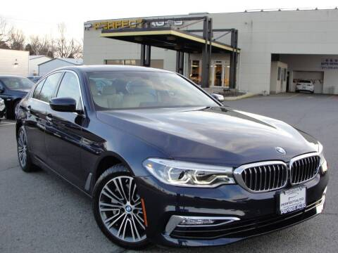 2017 BMW 5 Series for sale at Perfect Auto in Manassas VA