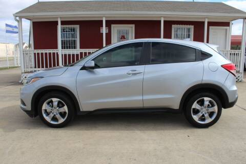 2019 Honda HR-V for sale at AMT AUTO SALES LLC in Houston TX