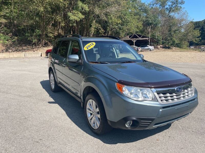 2012 Subaru Forester for sale at Worldwide Auto Group LLC in Monroeville PA