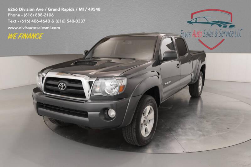 2010 Toyota Tacoma for sale at Elvis Auto Sales LLC in Grand Rapids MI