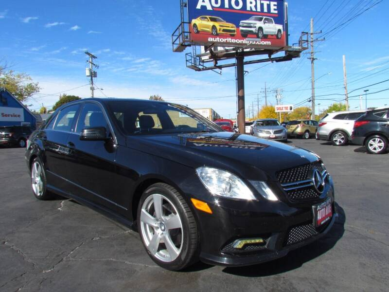 2011 Mercedes-Benz E-Class for sale at Auto Rite in Cleveland OH