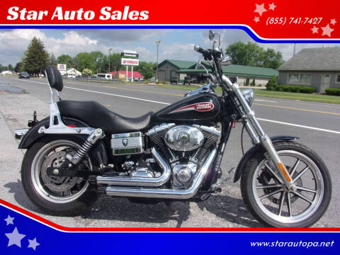 2006 Harley-Davidson DYNA LOW RIDER for sale at Star Auto Sales in Fayetteville PA