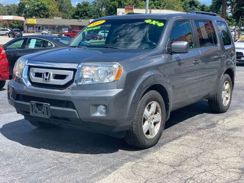 2011 Honda Pilot for sale at Apex Knox Auto in Knoxville TN