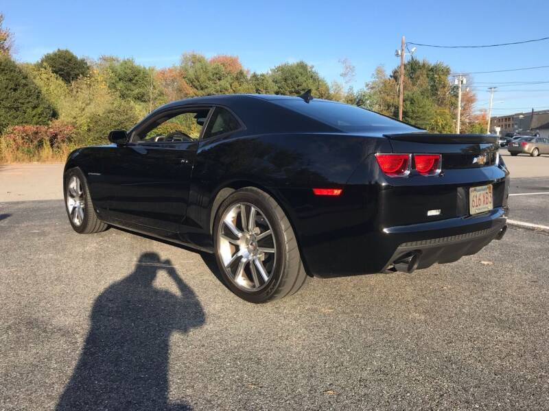 2010 Chevrolet Camaro SS 2dr Coupe w/2SS - Westford MA
