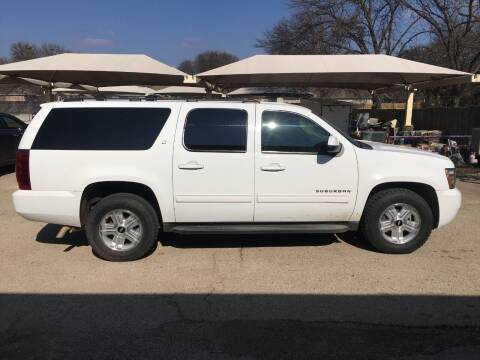 2010 Chevrolet Suburban for sale at A ASSOCIATED VEHICLE SALES in Weatherford TX