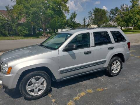 2006 Jeep Grand Cherokee for sale at Finish Line LTD in Perry MO