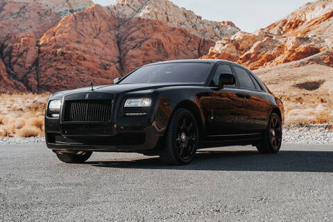 2011 Rolls-Royce Ghost for sale at FALCON MOTOR GROUP in Orlando FL