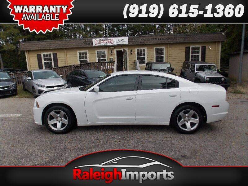 2013 Dodge Charger for sale at Raleigh Imports in Raleigh NC