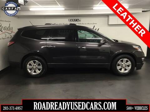 2014 Chevrolet Traverse for sale at Road Ready Used Cars in Ansonia CT