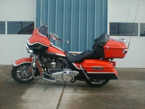 2012 Harley Davidson Electroglide CVO for sale at Dick Vlist Motors, Inc. in Port Orchard WA