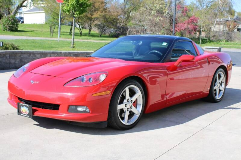 2006 Chevrolet Corvette for sale at Great Lakes Classic Cars & Detail Shop in Hilton NY
