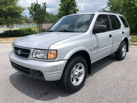 2000 Honda Passport for sale at CVC AUTO SALES in Durham NC