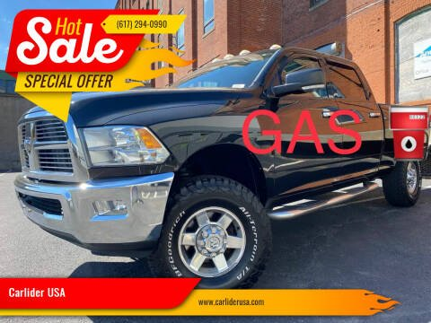 2010 Dodge Ram Pickup 2500 for sale at Carlider USA in Everett MA