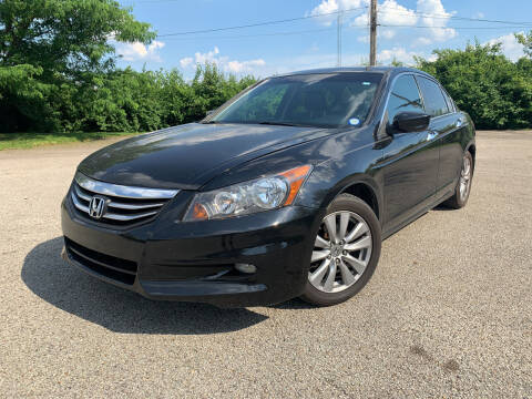 2012 Honda Accord for sale at Craven Cars in Louisville KY
