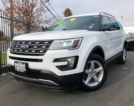 2016 Ford Explorer for sale at LUGO AUTO GROUP in Sacramento CA