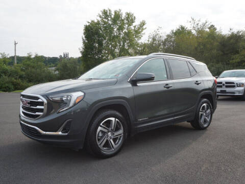 2020 GMC Terrain for sale at Stephens Auto Center of Beckley in Beckley WV