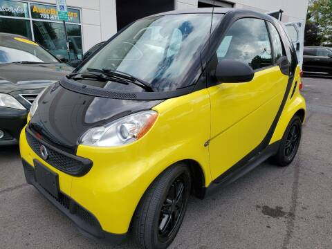 2013 Smart fortwo for sale at M & M Auto Brokers in Chantilly VA
