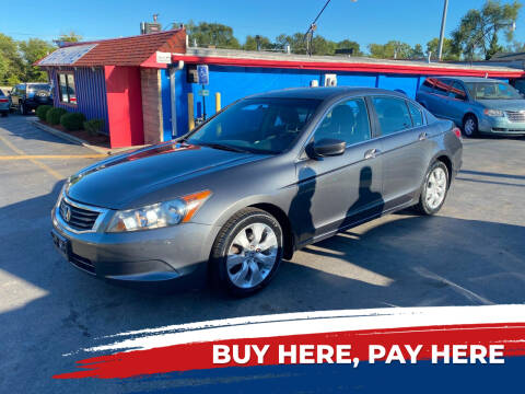 2009 Honda Accord for sale at Car Mas Broadway in Crest Hill IL