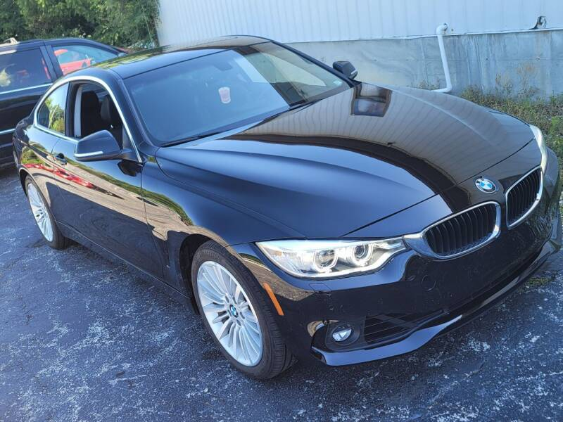 2014 BMW 4 Series for sale at BHT Motors LLC in Imperial MO