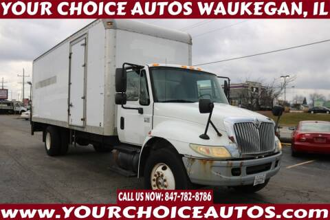 2004 International DuraStar 4200 for sale at Your Choice Autos - Waukegan in Waukegan IL