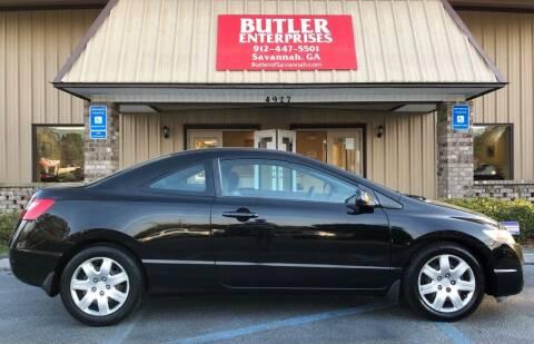 2010 Honda Civic for sale at Butler Enterprises in Savannah GA
