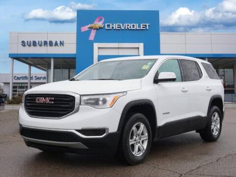 2019 GMC Acadia for sale at Suburban Chevrolet of Ann Arbor in Ann Arbor MI