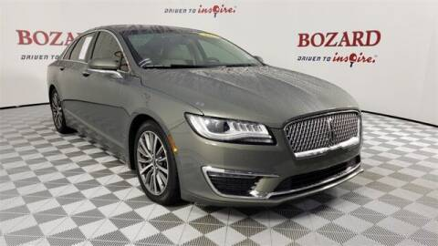 2017 Lincoln MKZ Hybrid for sale at BOZARD FORD in Saint Augustine FL