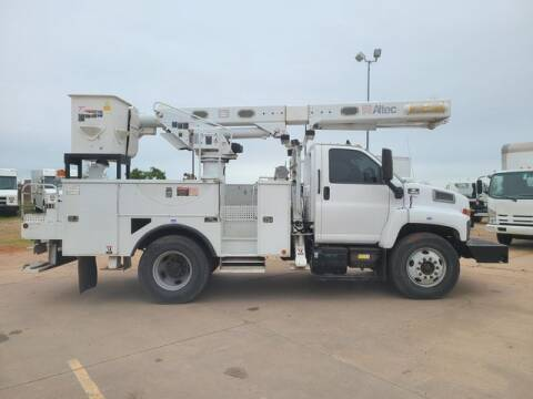 2008 Chevrolet C8500 for sale at TRUCK N TRAILER in Oklahoma City OK