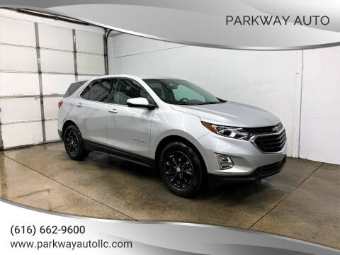 2018 Chevrolet Equinox for sale at PARKWAY AUTO in Hudsonville MI