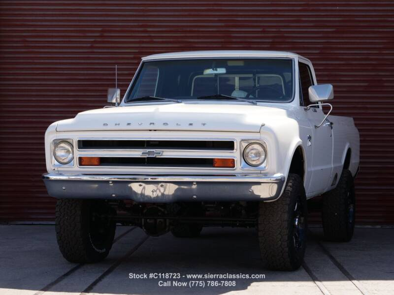 1967 Chevrolet C/K 1500 Series for sale at Sierra Classics & Imports in Reno NV