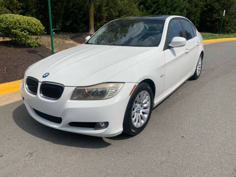 2009 BMW 3 Series for sale at Aren Auto Group in Sterling VA