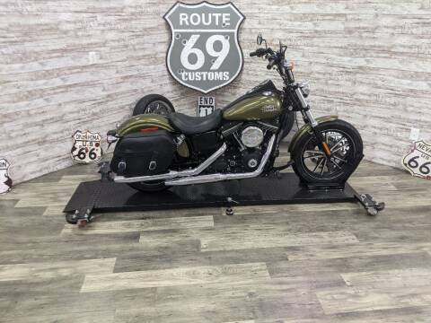 2016 HarleyDavidson FXDBP for sale at AmericAuto in Des Moines IA