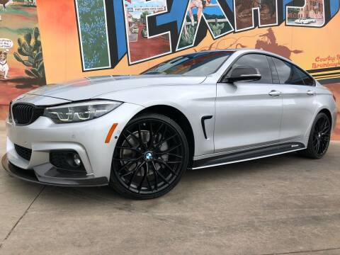 2018 BMW 4 Series for sale at Sparks Autoplex Inc. in Fort Worth TX